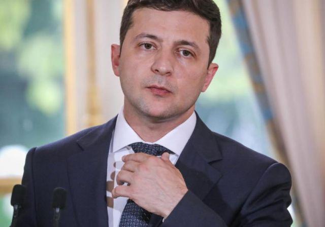 Βολόντιμιρ Ζελένσκι