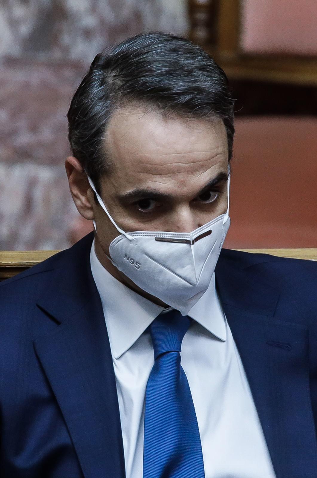 Συζήτηση, κατόπιν αιτήματος του Πρωθυπουργού κ. Κυριάκου Μητσοτάκη, με αντικείμενο την ενημέρωση του Σώματος για την ποιότητα της Δημοκρατίας και του Δημοσίου Διαλόγου