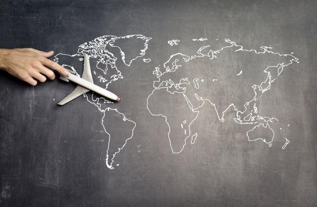 Αεροπλάνο χάρτης