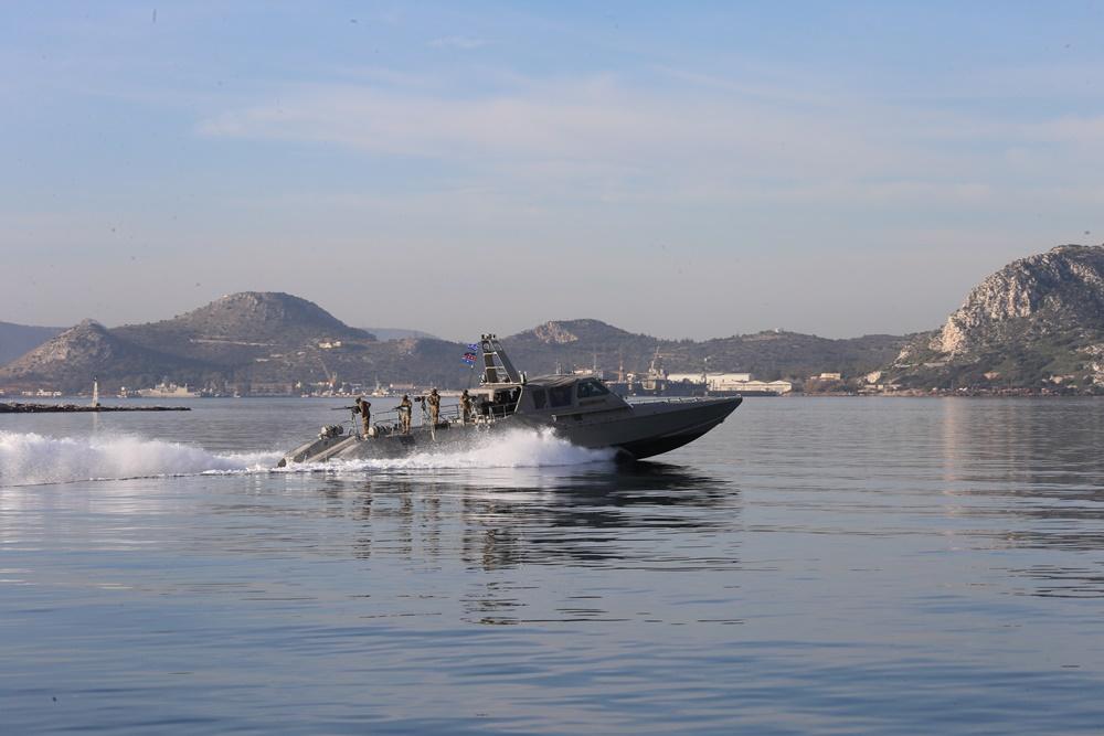 τακτικά αντικείμενα των Σκαφών Ανορθοδόξου Πολέμου - Ταχείας Μεταφοράς