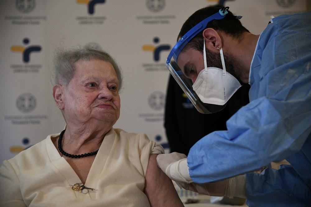 Εμβόλιο εμβολιασμός