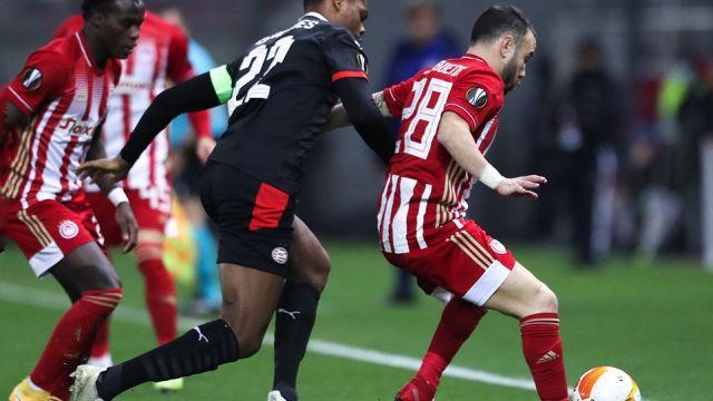 πίεσε η PSV άντεξε ο Ολυμπιακος