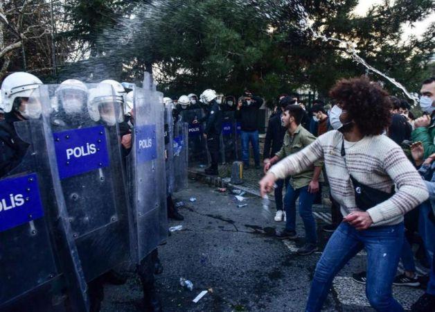 Τουρκία διαδηλώσεις