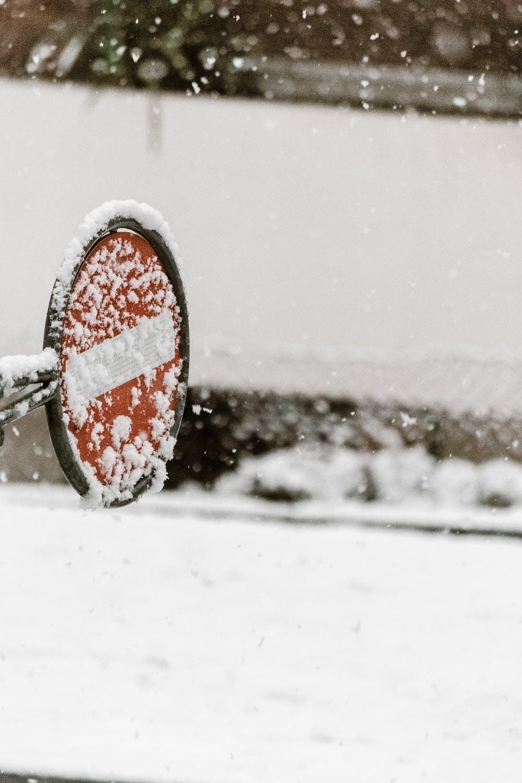 Χιόνια πινακίδα