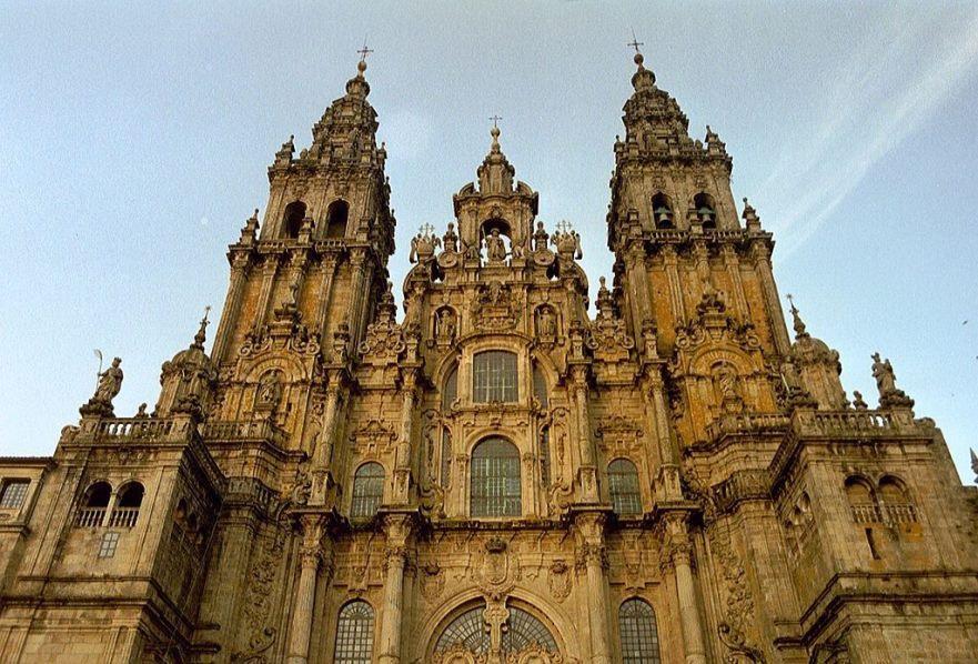 Καθεδρικός Σαντιάγκο ντε Κομποστέλα