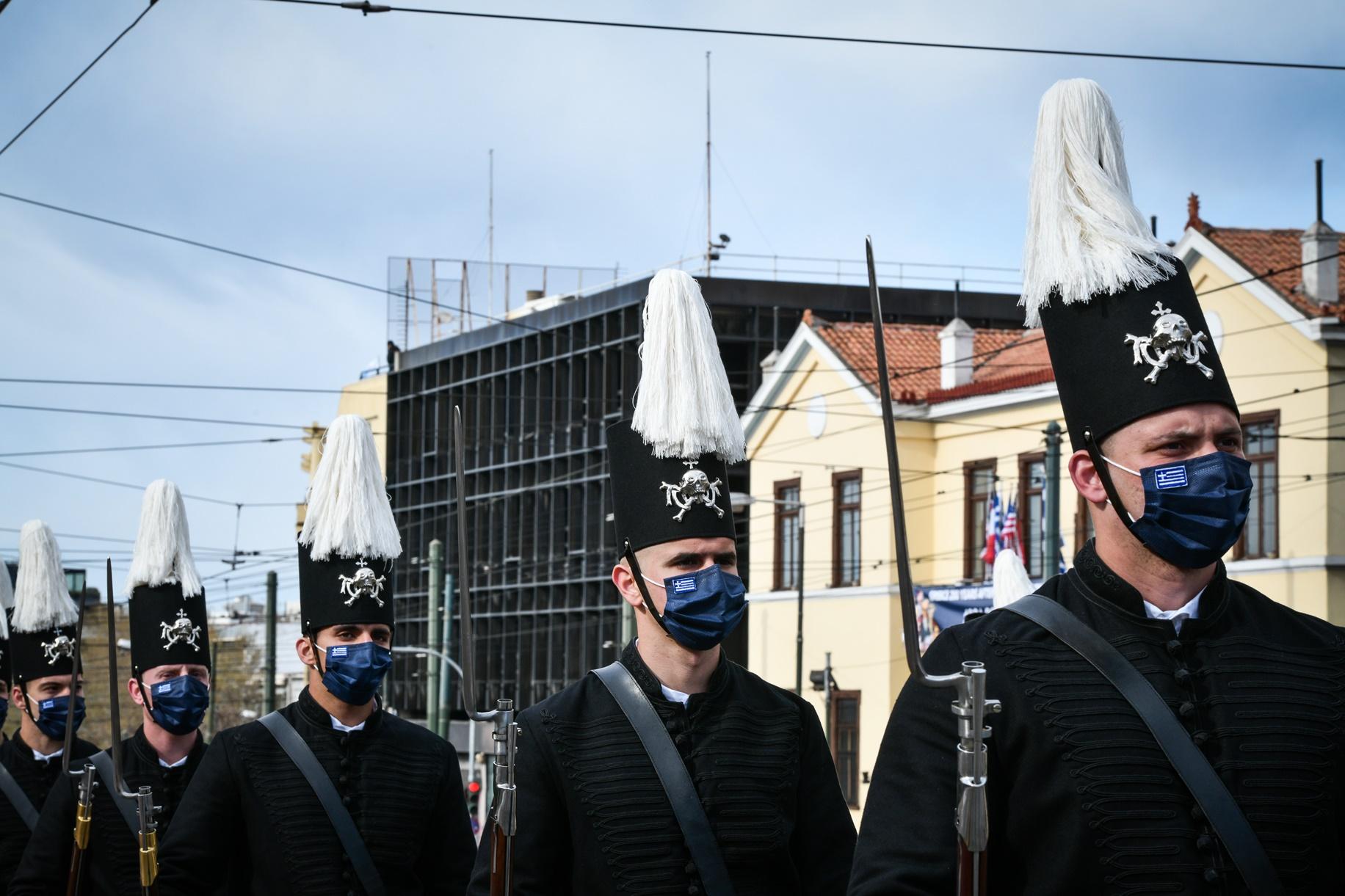 Παρέλαση 25η Μαρτίου