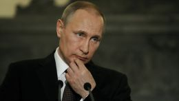 Βλαντιμίρ Πούτιν,