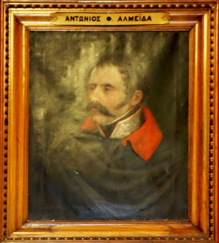 Αντόνιο Αλμέιδα