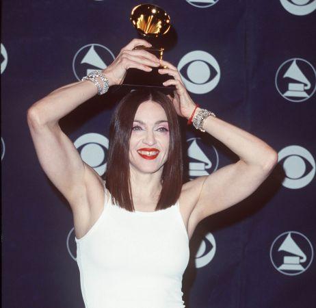 Grammy Awards Μαντόνα