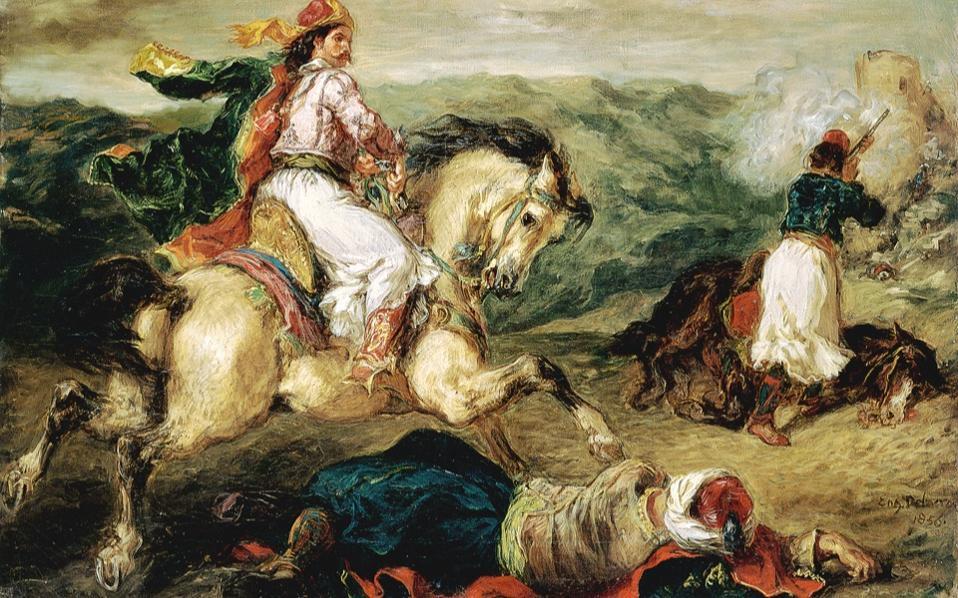 Ιππικό 1821