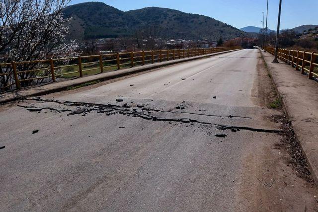 Σεισμός καταστροφές