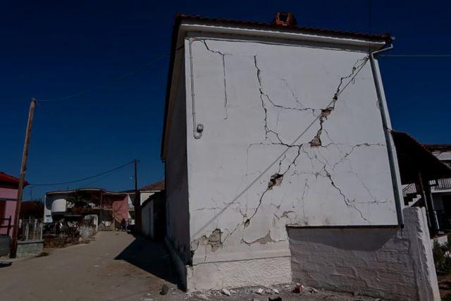 Σεισμός κτίρια