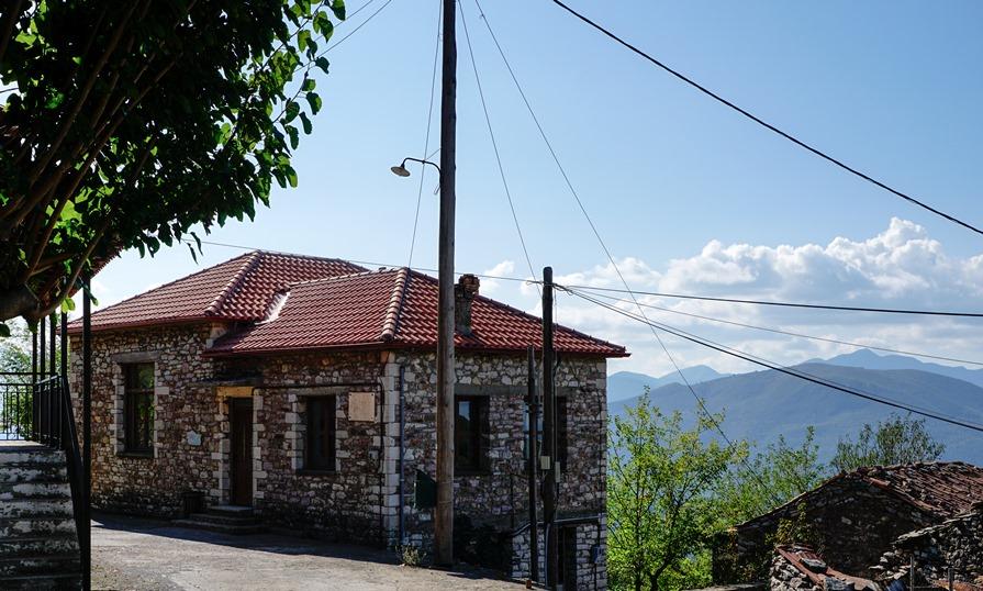 Σπίτι χωριό