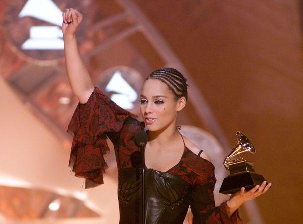 Αλίσια Κιζ Grammy Awards