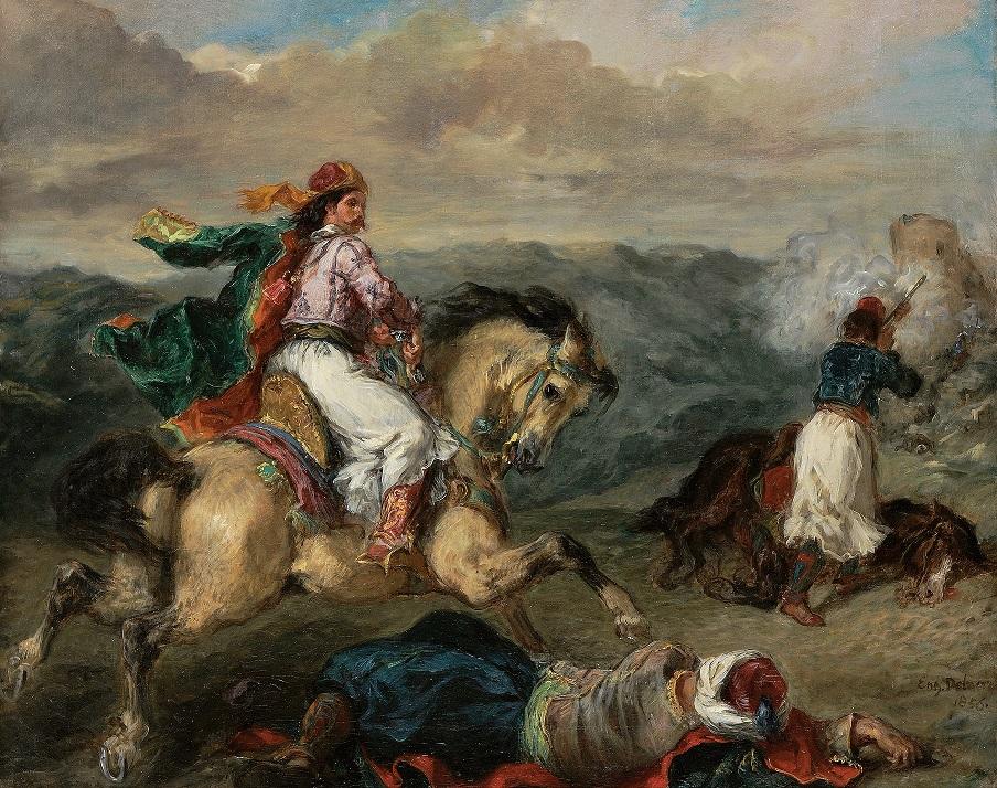 Ντελακρουά 1821
