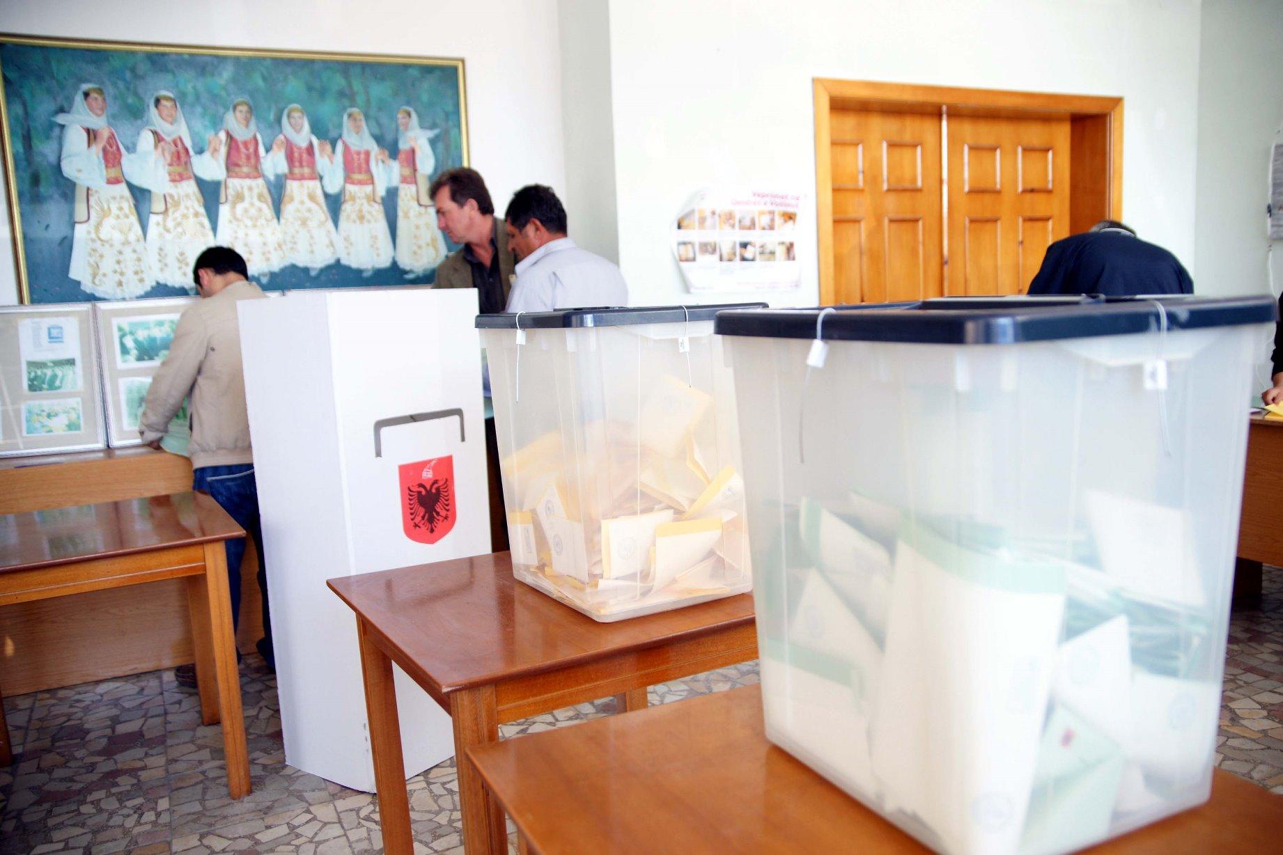 Εκλογές Αλβανία