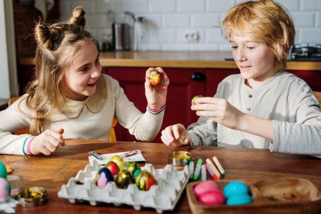 Αυγά παιδιά