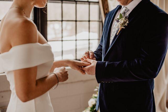 Γάμος δαχτυλίδι