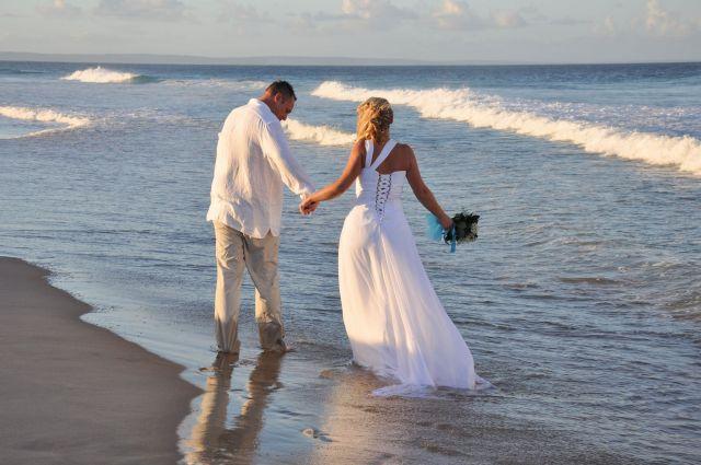 Γάμος θάλασσα