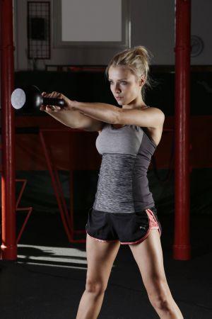 Γυμναστική γυναίκα