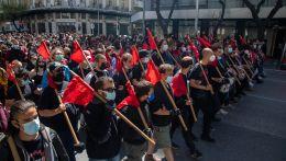 Πορεία στη Θεσσαλονίκη