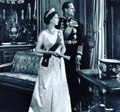 Πρίγκιπας Φίλιππος Βασίλισσα Ελισάβετ