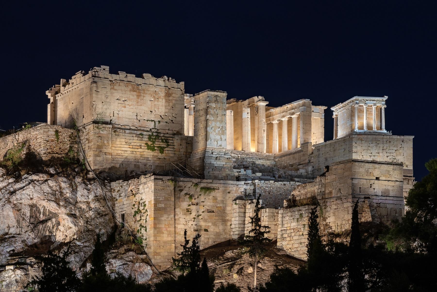 Ακρόπολη νέος φωτισμός: Έλαβε τριπλή διεθνή διάκριση   Alphafreepress.gr