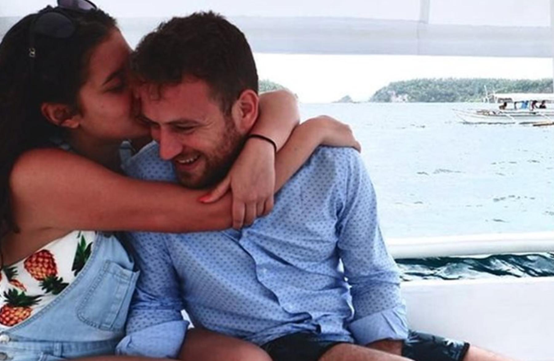 Κηδεία Κάρολαιν: «Είμαι τυχερός που είσαι η μητέρα του παιδιού μου», συγκινεί ο σύζυγός της   Alphafreepress.gr