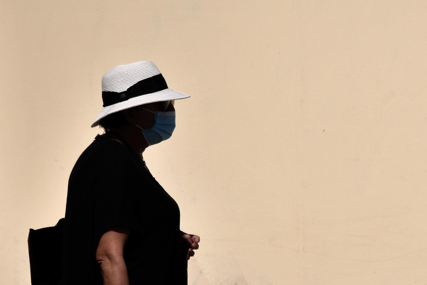 ilikiomeni maska